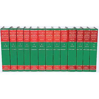سجلات ثورة وقومية أراضي الأكراد 18311979 13 مجلد مجموعة أنيتا بورديت