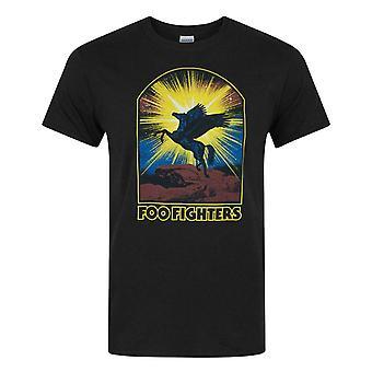 Foo Fighters Horse Men's T-Shirt