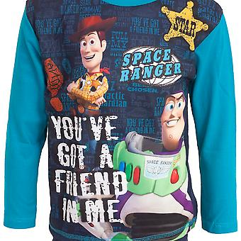 Toy Story Childrens/Kids Space Ranger Long Pyjamas