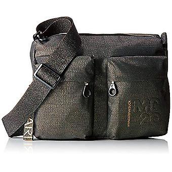 Mandarin Duck P10QNTT5 Black Women's shoulder bag (BLACK (NOIR 23G)) 8.5x20x29 cm (B x H x T)