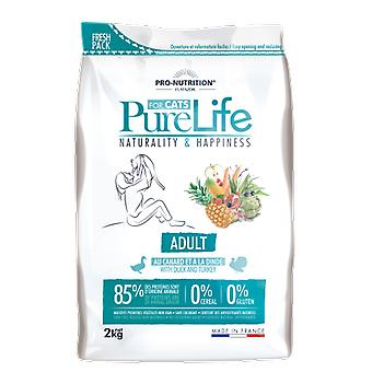 Flatazor Cat Food Pure Life Chat Adult (Cats , Cat Food , Dry Food)