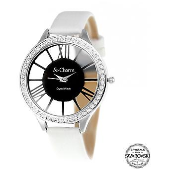 Bekijk so charm horloges MF301-BFN - Dameshorloge