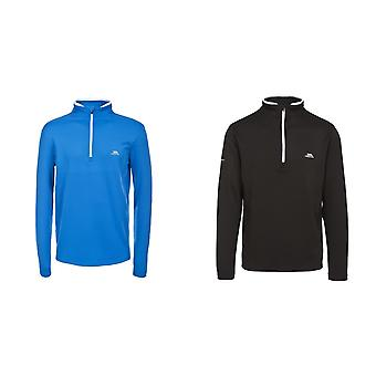 Trespass Mens Ronson Quick Dry Long Sleeve Active Top