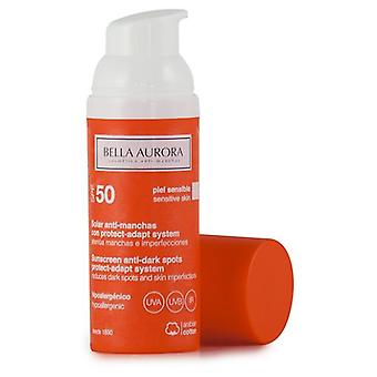 Bella Aurora Sunscreen Antistain Spf 50 sensitive skin 50 ml