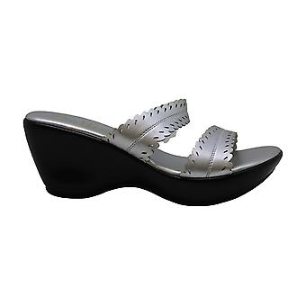 Callisto Womens Open Toe Casual Slide Sandals