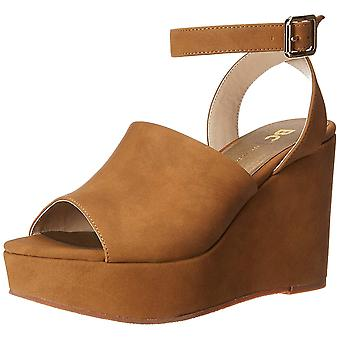 BC Footwear Women's Admit One Wedge Sandal