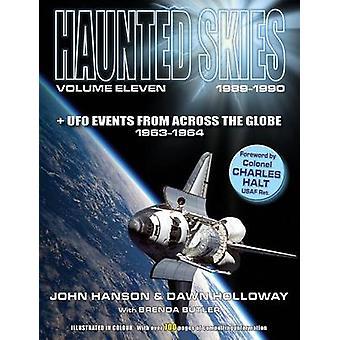 Haunted Skies Volume 11 by Hanson & John