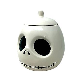 Mareridt før jul Jack Skellington 3D cookie jar
