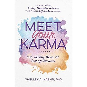 Meet Your Karma  The Healing Power of Past Life Memories by Shelley A Kaehr