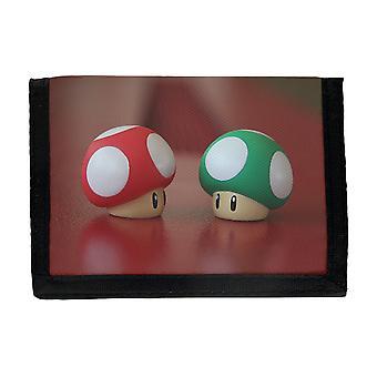 Pink Mario Sponges Wallet