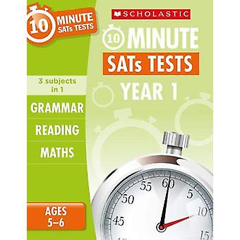 Grammar - Reading and Maths Year 1 by Paul Hollin - 9781407183121 Book