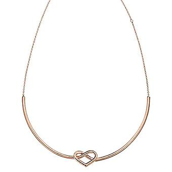 Calvin Klein Necklace with Stainless Steel Woman Pendant - KJ6BPJ100100