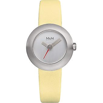 M&M Alemania M11948-022 Reloj de Mujer Basic-M