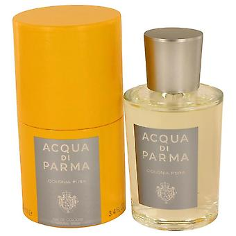 Acqua Di Parma Colonia Pura Eau De Cologne Spray (Unisex) przez Acqua Di Parma 3,4 uncji Eau De Cologne Spray