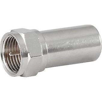 F-plug naar coax plug, EMU07
