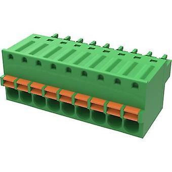 Gabinete de degson Pin - cabo 15EDGKD Número total de pinos 2 Espaçamento de contato: 2,50 mm 15EDGKD-2.5-02P-14-00AH 1 pc(s)