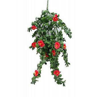 Hanging Rose Stem UV 85cm