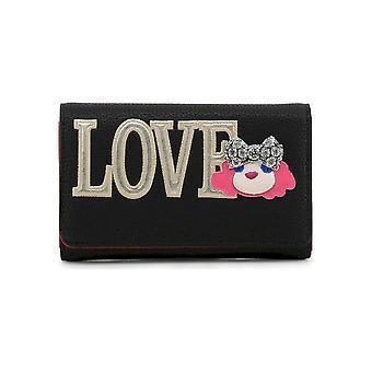 Love Moschino - Taschen - Clutches - JC5652PP07KH_0000 - Damen - Schwartz
