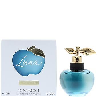 Nina Ricci Luna Eau de Toilette 50ml Spray For Her