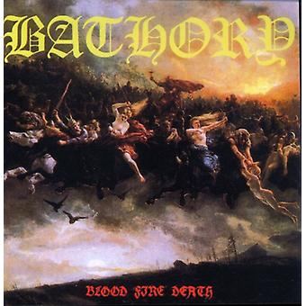 Bathory - Blood Fire Death [CD] USA import