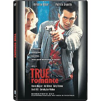 True Romance [DVD] USA import