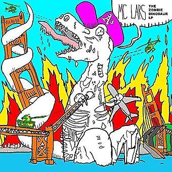 Mc Lars - Zombie Dinosaur [CD] USA import
