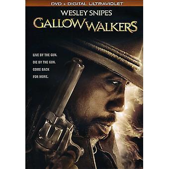 Gallowwalkers [DVD] EUA importar
