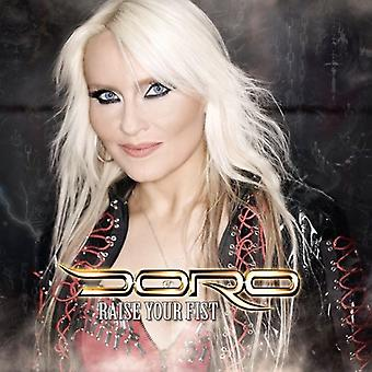 Doro - Raise Your Fist [CD] USA import