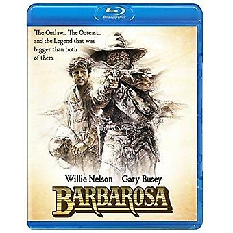 Barbarosa (1982) [Blu-ray] USA import