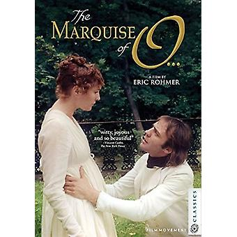 Marquise of O [DVD] USA import