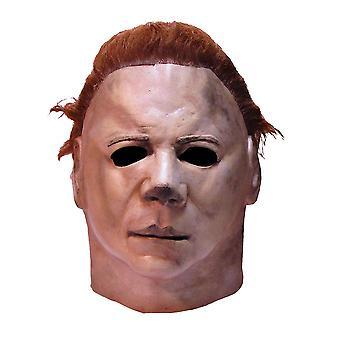 Halloween 2 Myers Deluxe Mask Adult