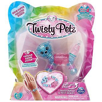 Twisty Petz Single Pack Série 4 - Sugarshine Otter
