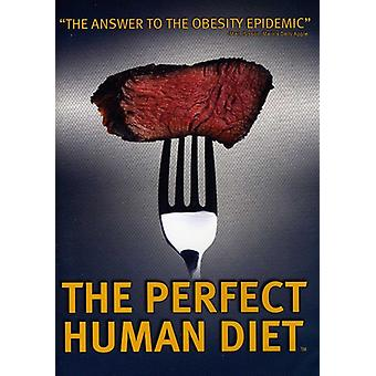 Perect Human Diet [DVD] USA import
