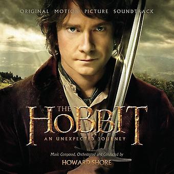 Howard Shore - The Hobbit: An Unexpected Journey [Original Score] [CD] USA import