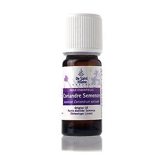 Óleo Essencial de Semente de Coentro Bio 10 ml