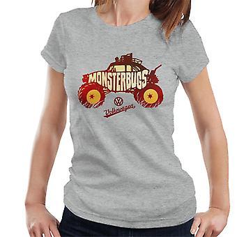 Volkswagen Monsterbugs Women's T-Shirt