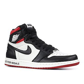 Air Jordan 1 Retro High og NRG'not for revente'-861428-106-chaussures