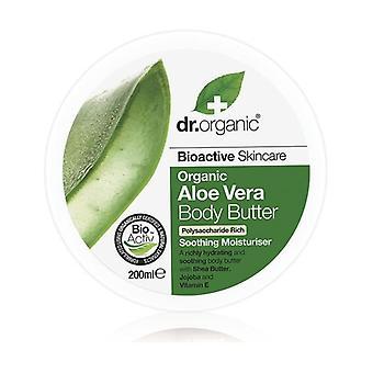 Organic Aloe Vera Facial Balm 200 ml