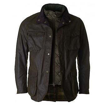 Barbour Ogston Four Pocket Waxed Jacket