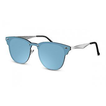 نظارات شمسية رجال كات. 3 هاندر أزرق/فضّيّة (CWI1903)