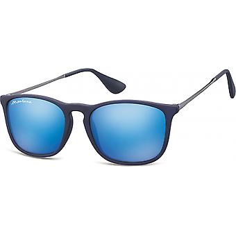 "Sunglasses Unisex Cat.3 matte blue (""ms34a"")"
