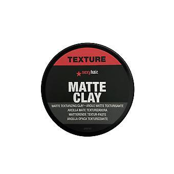 Sexy Hair Matte Texturizing Clay 2.5 OZ