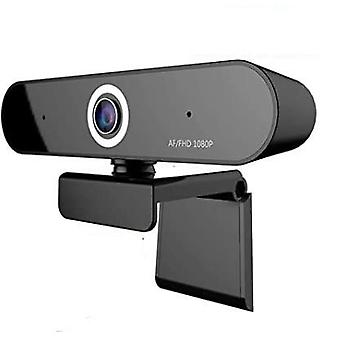 Webcam 1080p Hd  Autofocus Usb With Microphone, Computer/desktop Streaming