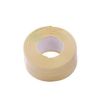 Diy Self adesivo sfondo border nastro- impermeabile Mildewproof Sealing Sigillante Striscia Mosaico Pvc Parete Decor Sticker