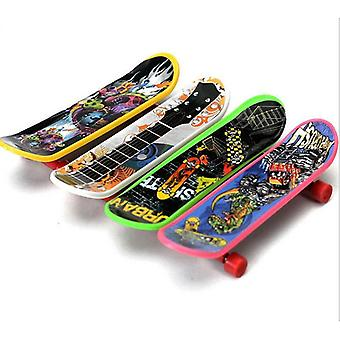 1pc Mini Finger Skate Board Toys For Children