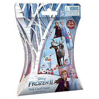 Frozen 2 Fish Card Game