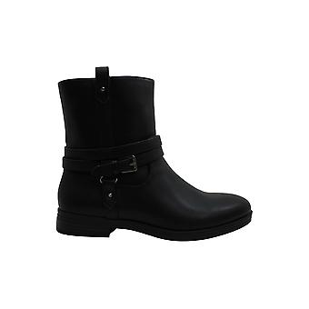 Style & Co. Women's Shoes State Leather Closed Toe Mid-Calf Fashion Boots