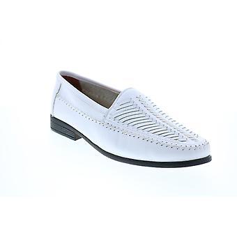 Giorgio Brutini Metro  Mens White Loafers & Slip Ons Casual Shoes