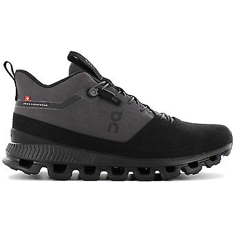 ON Running Cloud Hi - Men's Shoes Black 28.99804 Sneakers Sports Shoes
