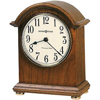 Howard Miller Myra Mantel Clock - Brown